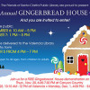 Holiday Events at All 3 City Libraries