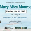 July 31: Best-Selling Author Mary Alice Monroe at Barnes & Noble