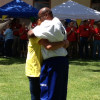 Kids Visit Incarcerated Dads at Castaic Jail