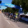 Amgen Cyclists Finish Stage 3 in Valencia (Video)