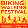 Bike Safety Month Concludes this Saturday with 'Kids Biking and Walking Festival'
