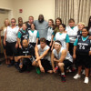 Special Olympics Team with WWE in SCV