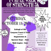Oct. 11: Purple Walk of Strength to Fight Domestic Violence