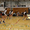 Canyons Volleyball Takes Win Streak to Eight