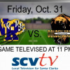 Friday Night Football on SCVTV and KHTS
