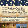 Nov. 2: Valencia Hills Community Church Hosts Grand Opening