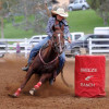 Agua Dulce Cowgirl Named Miss Rodeo California 2015