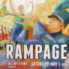 Nov 1: Marching Bands Compete in Rampage