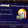 "Newhall Roundabout Named ""Project of the Year"""