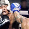 Valencia's Hall of Fame Boxer Fights His Son