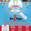 Dec. 20: HandsOn Santa Clarita Run at Magic Mountain