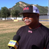 Former Dodgers Put On Baseball Clinic for Little Leaguers