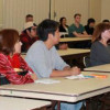 Applicants Prep for City Youth Employment Program