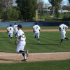 Cougars Baseball Improves to 6-3 with Blowout Win