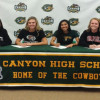 Athletes Make Choices on Signing Day