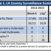 Fewer Flu Deaths in L.A. County Than Last Year