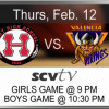 SCVTV to Televise Girls & Boys League Championship Basketball