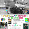"May 3: ""Art for Jack"" Music and Art Festival for Children"