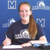 Lady Mustang Soccer Signs Hailey Gomillion