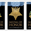 Postage Stamp to Recognize Medal of Honor Recipients