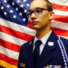GVHS Sophomore Earns National JROTC Award