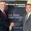 Caltech, Northrop Grumman Team Up to Develop Space-based Solar Power System