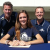 Bishop Signs with TMC Track and Field