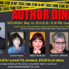 Bag Sale, Author Dinner Coming Up at City Libraries