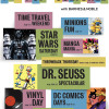 Barnes & Noble Valencia Celebrating Pop Culture All Month Long