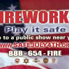 Reminder: Personal Fireworks Are Illegal Throughout SCV