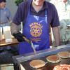 July 4 Rotary Pancake Breakfast Collecting for Fire-scarred Charity