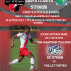 Storm Soccer Returns To Masters July 25th