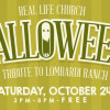 Oct. 24: Lombardi Ranch, Real Life Church Team Up for Halloween Event