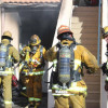 Fire Extinguished in 16 Minutes at CC Apartment