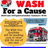 Jan. 30: Future Firefighters to Wash Cars for Cancer