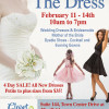 Pop Over to Closet's Bridal, Formal Pop Up Store