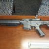 Man Arrested for Waving Around Replica Rifle in Canyon Country