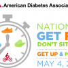 L.A.-Area Businesses Join ADA in 'Get Fit Don't Sit' Day Wednesday