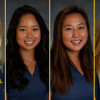 Four Lady Bruins Named Academic All-Conference