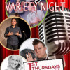 Nov. 3: 10-by-10 Variety Night Stacked with Talent