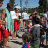 World's Largest Swimming Lesson Aims to Save Lives
