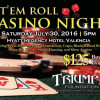 July 30: Let 'em Roll for Triumph Foundation