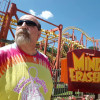 Man Fundraises for Alzheimer's Cure by Riding Coasters, Coming to Magic Mountain Friday