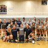 Current Players Edge Alums in COC Volleyball Matchup