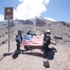 2 Riders, 1 from SCV, Set World Record from Highest to Lowest Point