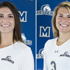 Volleyball: 2 Lady Mustangs Earn Weekly Conference Kudos