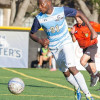 TMU Soccer's Tembo is GSAC Offensive Player of Week