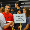 Thousands Attend Hart District College, Career Fair