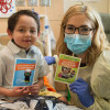 Don't Trick, Just 'Treat' a Children's Hospital Patient