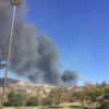 Brush Fire Extinguished in Canyon Country